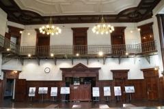 岩手銀行旧本店内部