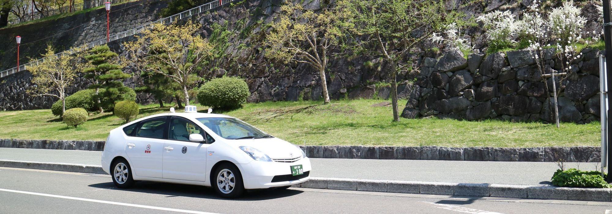 盛岡タクシーの画像